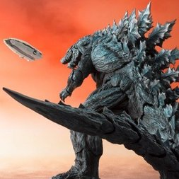 S.H.MonsterArts Godzilla: Planet of the Monsters Godzilla Earth