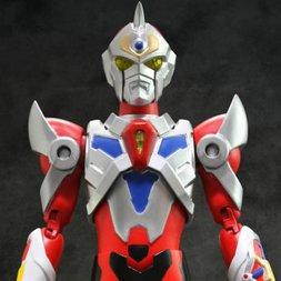 Hero Action Figure Gridman the Hyper Agent Thunder Gridman