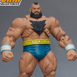 Storm Collectibles Street Fighter V Zangief (Special Edition)