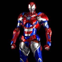 Re:Edit Iron Man #03: Iron Patriot Action Figure