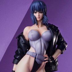 Hdge Technical Statue No. 6: Ghost in the Shell: S.A.C. Motoko Kusanagi EX (Re-run)