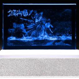 No Game No Life: Zero Shuvi Premium Crystal w/ Serial Number