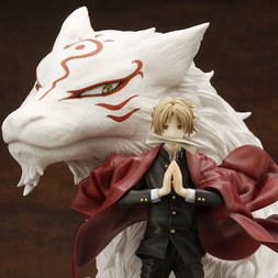 ArtFX J Natsume's Book of Friends Takashi Natsume & Madara