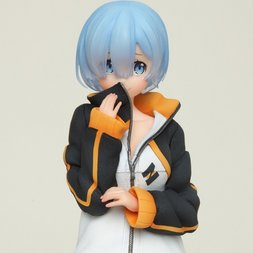 Re:Zero -Starting Life in Another World- Rem: Subaru's Training Wear Ver. Non-Scale Figure