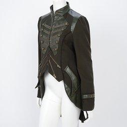 Ozz Croce Napoleon Swallowtail Jacket
