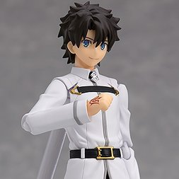 figma Fate/Grand Order Master/Male Protagonist