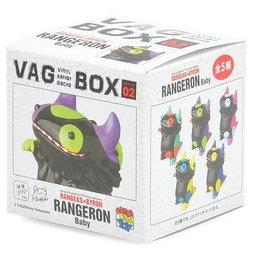 Vinyl Artist Gacha Rangeron Box Set