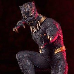 Battle Diorama Series Black Panther 1/10 Scale Killmonger