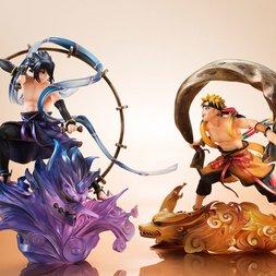 G.E.M. Series Remix Naruto Shippuden Fujin & Raijin Set