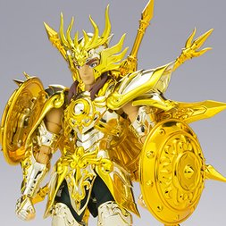 Saint Cloth Myth EX Saint Seiya -Soul of Gold- Libra Dohko (God Cloth)