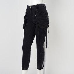 Ozz Conte  SV2. Used Wash Skinny Pants