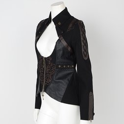 Rozen Kavalier Winter Victorian Jacket
