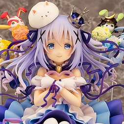 Is the Order a Rabbit?? Chino & Rabbit Dolls 1/7 Scale Figure