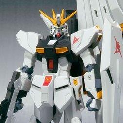Robot Spirits Char's Counterattack Nu Gundam