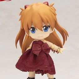 Cu-poche Khara 10th Anniversary Evangelion Asuka Langley Shikinami Dress Ver.