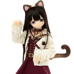 Ex Cute Family ~Meow x Meow a la Mode~ Siamese Cat Mia (Normal Ver.)