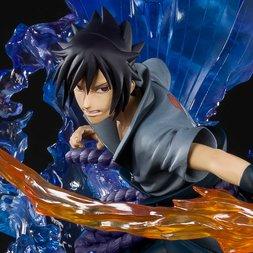 Figuarts Zero Naruto Sasuke Uchiha -Susanoo- Kizuna Relation