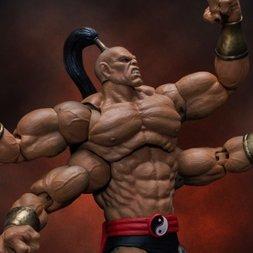Mortal Kombat Goro 1/12 Scale Action Figure