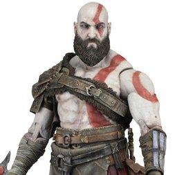 God of War Kratos Action Figure