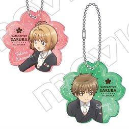 Cardcaptor Sakura Acrylic Keychain Charm Collection
