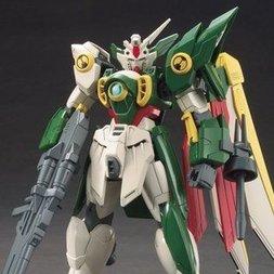 HGBF 1/144 Gundam Build Fighters Wing Gundam Fenice