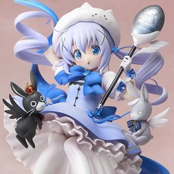 Is the Order a Magical Girl? Magical Girl Chino 1/7 Scale Figure
