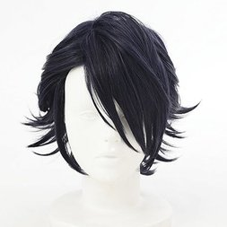 K Saruhiko Fushimi Wig (Movie Ver.)