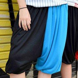 ACDC RAG Assymetrical Sarouel Shorts