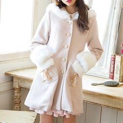 LIZ LISA Sailor Collar Coat