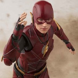 S.H.Figuarts Justice League Flash