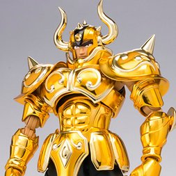 Saint Cloth Myth EX Saint Seiya: Soul of Gold Taurus Aldebaran (God Cloth)