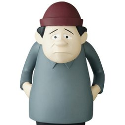 Vinyl Collectible Dolls Mr. Stoop
