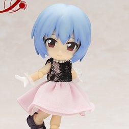 Cu-poche Khara 10th Anniversary Evangelion Rei Ayanami Dress Ver.