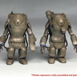 Maschinen Krieger MK-01 1/35 Raptor & Rapoon 1/35 Plastic Model Kit
