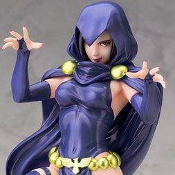 DC Comics Bishoujo Raven: Second Edition