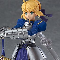 figma Fate/stay night Saber 2.0 (Re-run)