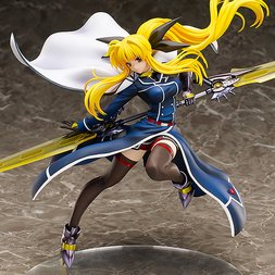 Magical Girl Lyrical Nanoha Force Fate T. Harlaown 1/8 Scale Figure