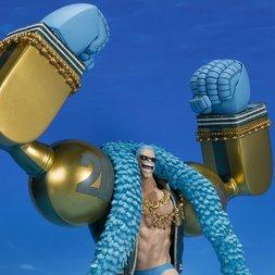 Figuarts Zero One Piece: Franky -One Piece 20th Anniversary Ver.-