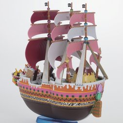 One Piece Grand Ship Collection: Big Mom's Pirate Ship (Tentative)