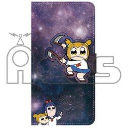 Pop Team Epic Notebook-Style Smartphone Case