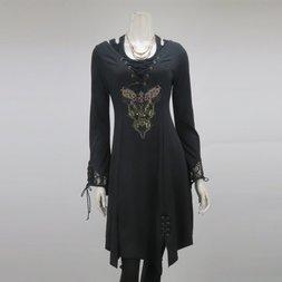 Rozen Kavalier Layered Dress
