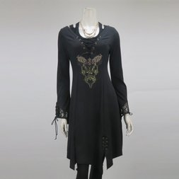 Rozen Kavalier Layered Style Dress