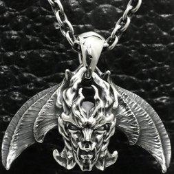 Devilman Crybaby Pendant