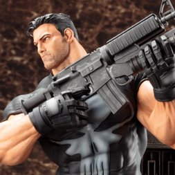 Fine Art Statue The Punisher