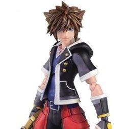 Bring Arts Kingdom Hearts III Sora 2nd Form (PX Exclusive)