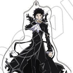 Bungo Stray Dogs: Dead Apple Ryunosuke Akutagawa Full-Body Acrylic Keychain