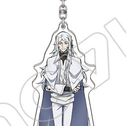 Bungo Stray Dogs: Dead Apple Tatsuhiko Shibusawa Full-Body Acrylic Keychain