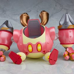Nendoroid More: Kirby: Planet Robobot Robobot Armor