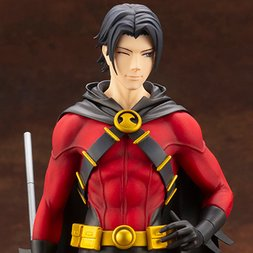 DC Comics Red Robin Ikemen Statue 1st Edition w/ Bonus Part