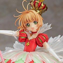 Cardcaptor Sakura Sakura Kinomoto 1/7 Scale Figure